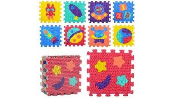 Текстурный коврик-мозайка Космос