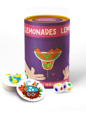 Гра настільна Лимонади Dodo