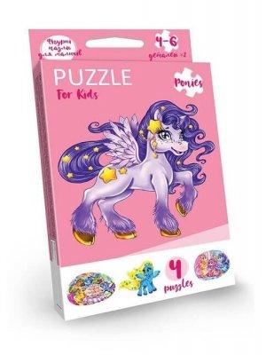 Puzzle для малюків (4 пазли)