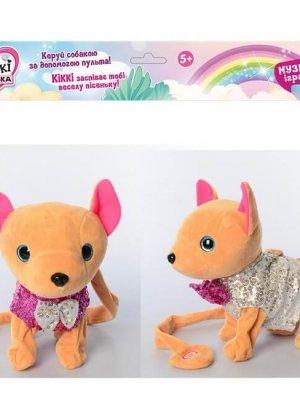 Музыкальная собачка Кикки