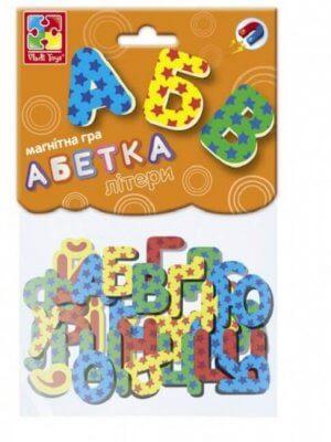 Магнітна гра Абетка