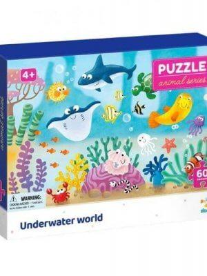 """Пазл """"Підводний світ"""", 4+"""
