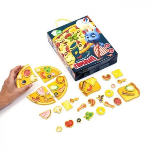 Игра магнитная «Пицца»