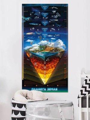 Умный плакат «Планета Земля»