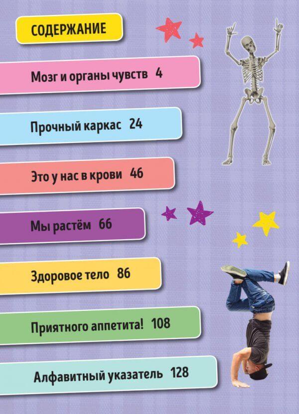 Всё о теле человека