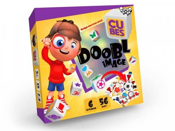 Doobl Image Сubes (рус)